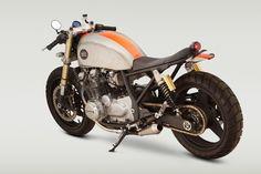 Low rider: Classified Moto's Kawasaki Zephyr