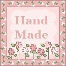 handmade baby shower favors