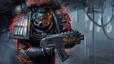 Legion of the Damned, Marek Okon on ArtStation at https://www.artstation.com/artwork/legion-of-the-damned