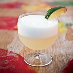 7 Frothy Cocktails to Drink Today, with egg whites