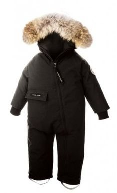 Canada Goose' Baby Toddler Snow Bunting Summitpink Size 0/3