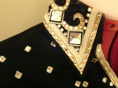 Black HMS with silver bling 7 of 7