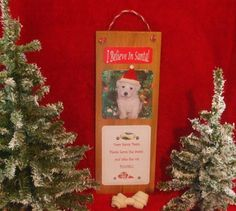 Westie Christmas Sign Pet Sign by GTsChristmasVillage on Etsy, $12.00