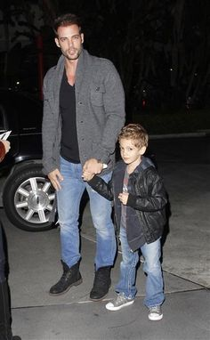 """William Levy The sexy soap star has only recently expanded his fan base to English-speaking audiences, which is why not everyone knows that he and an ex-girlfriend, actress Elizabeth Gutiérrez, welcomed a son, Christopher, in 2002 and a daughter, Kailey, in 2010. """"I try to give my kids everything I never had,"""" the """"Dancing With the Stars"""" alum told People magazine in 2012."""