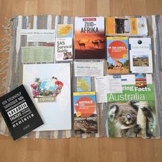 Got some new travelguides for my trip to South-Africa and Australia ������#southafrica #australia #nature #animals #travelbook #traveldiary #travelguide #travel #bigfive #rhino #kangaroo #koala #lion #tigers #giraffe #adelaide #sydney #melbourne #cairns #darwin #maps #plettenbergbay #kaapstad #krugerpark #oudtshoorn #survival #soexcited http://tipsrazzi.com/ipost/1524510614490656133/?code=BUoJlOhBy2F