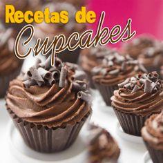 Recetas de Cupcakes Chocolates, Make It Yourself, Desserts, Food, Pastries, Sweets, Hairdos, Dessert Ideas, Food Food