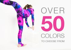 We Love Colors Tights (Plus Sizes)