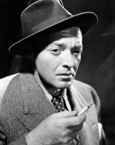 peter lorre/****Good character actor of the 40s and 50s.
