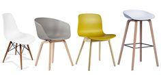 Selecciona la silla que le quede mejor a tu estilo!