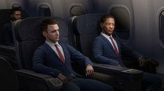 FIFA 17 The Journey Alex Hunter Airplane