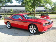 2009 Dodge Challenger SRT8 Click to find out more - http://newmusclecars.org/2009-dodge-challenger-srt8/