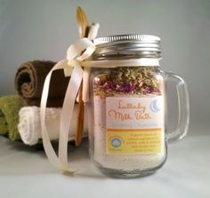Lullaby Baby Bath Organic Baby Care w Chamomile- It will be soothing for both me and the baby!!