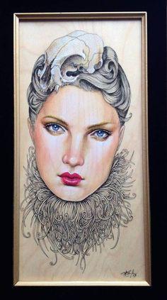 Julie Zarate....Amazing Artist!