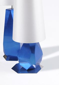 Feel Blue Lamp By Bo