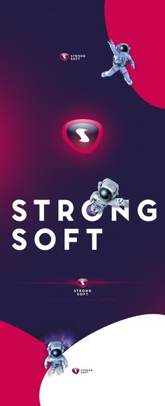 STRONG SOFT logo