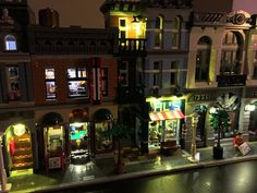 The placement of the lighting here by Benoit Gourdin really brings this street to life! Take a closer lookon Flickr!