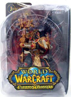 World of Warcraft Series 7 Human Paladin Action Figure