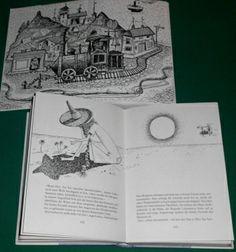 Jim Botón, Ediciones originales de Thienemanns Verlag Stuttgart