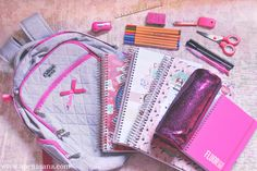 Apenas Ana: Meus materiais escolares de 2014