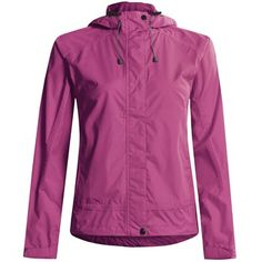 White Sierra Cloudburst Trabagon Rain Jacket - Waterproof (For Women) 617ce0e75