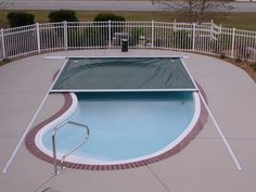 automatic pool covers for odd shaped pools. Pool Cover Specialists® \u2022 Fiberglass Covers Automatic For Odd Shaped Pools O