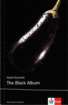The German educational edition of 'The Black Album' by Hanif Kureishi