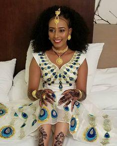 የገአት ቆንጆ with Enku Design Ethiopian Hair, Ethiopian Beauty, Ethiopian Dress, Ethiopian Wedding Dress, African Wedding Dress, Ethiopian Traditional Dress, Traditional Dresses, African Wear, African Fashion