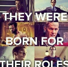 Grant Gustin as Flash, Robert Downey Jr as Iron Man, Hugh Jackman as Wolverine, Ryan Reynolds as Deadpool, Chris Evans as Captain America and Henry Cavill as Superman