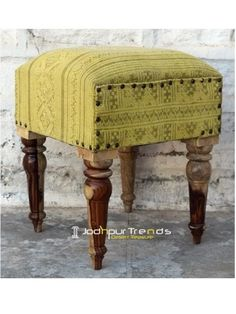in is Manufacturer, Supplier & Wholesaler of Patchwork Fabric Designer Resort Room Pouf from Jodhpur India. Call 9549015732 to know Loft Furniture, Shabby Chic Furniture, Furniture Design, Daman And Diu, Ras Al Khaimah, Navi Mumbai, Restaurant Furniture, Patchwork Fabric, Handmade Furniture