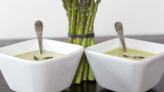 Raw Asparagus Soup Recipe   Blendtec