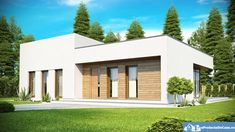 Modern house projects small house projects projects for small and modern houses 8 small detached house Minecraft Houses Blueprints, Minecraft House Designs, Style At Home, House Entrance, Modern House Plans, Simple House, Home Fashion, Home Projects, Custom Homes