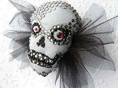 Tête de mort fashion