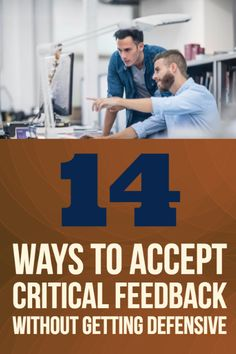 How to gracefully accept critical feedback without getting defensive. Job Career, Career Advice, Professional Development, Personal Development, Difficult Interview Questions, Perspective Taking, Job Interview Tips, Resume Tips, Resume Writing