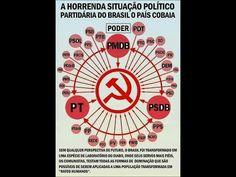 curiosidades ocultas: BRASIL  PT,PSDB,MDB  Censura à imprensa E INTERNET...