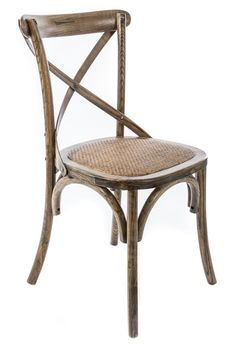 Cross Back Dining Chair by Casa Uno. Get it now or find more Dining Chairs at Temple & Webster.