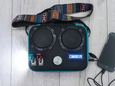 DIY portable bluetooth speaker (probably the easiest one to make you ever saw) (#QuickCrafter)