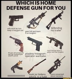 WHICH IS HOME DEFENSE GUN FORYOU I more womed about a police raid than burglars 90 ear old woman [his wagher husband (the playboy Instagram sheriff's pistol) operator wannabe, took 'or bidens more concerned EEEEEEEEEEEEEEE advicJe. is a fudd about raccoons – popular memes on the site iFunny.co #instagram #internet #which #is #home #defense #foryou #more #womed #police #raid #burglars #ear #old #woman #wagher #husband #playboy #instagram #sheriffs #operator #wannabe #pic