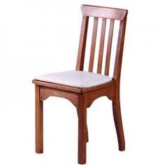 Cadeira Teatro c/ Estofado Branco - 0,37 x 0,41 x 0,87M (CxLxH)