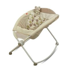 Fisher-Price Newborn Rock N Play Sleeper - Tan Circles - Fisher-Price - Babies R Us Babies R Us, Baby Kids, Rock And Play, Rock N Play Sleeper, Getting Ready For Baby, Baby Must Haves, Baby Born, Everything Baby, Baby Essentials