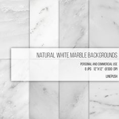 SALE! Natural Marble Background Texture Digital Paper Real Stone Marble Wallpaper Clip Art LinePush 5.00 USD