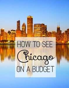 5 Ways to See Chicago on a Budget   Optimistic Mommy
