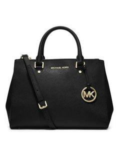 Michael Kors Bag Black