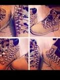 Anything with spikes or studs ❤️