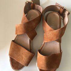 5d8ffe2fc13d 30 Best cognac sandals images