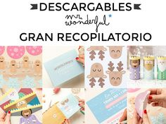 Mr Wonderful Descargables Gran Recopilatorio