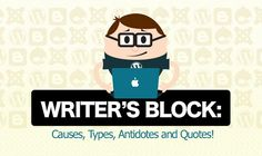 Ever hit a wall when it came to writing? Found yourself stuck and low on inspiration? Learn tips and exercises on how to overcome writer´s block!
