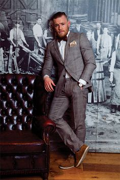 3 Styles To Grab From Conor McGregor | How To Dress Like A Champ