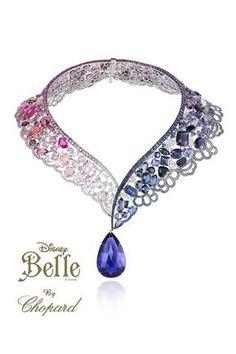 Coleção Chopard Princesas Disney - Bela