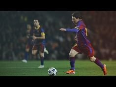 Lionel Messi   The King Of Runs   HD
