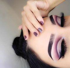Hottest Eye Makeup Looks Makeup On Fleek, Cute Makeup, Gorgeous Makeup, Pretty Makeup, Makeup Goals, Makeup Inspo, Makeup Tips, Beauty Makeup, Makeup Ideas